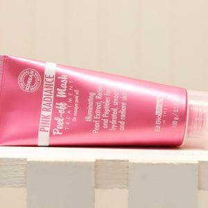 BioMiracle Pink Radiance Peel-off Mask Treatment